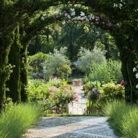 jardins du ch‰teau de saurs