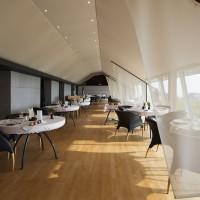 Salle de restaurant chez Michel Bras (12)